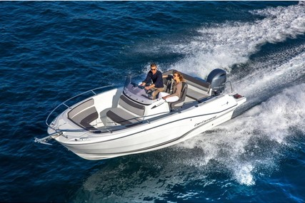 Jeanneau Cap Camarat 6.5 CC for charter in Croatia from €1,000 / week