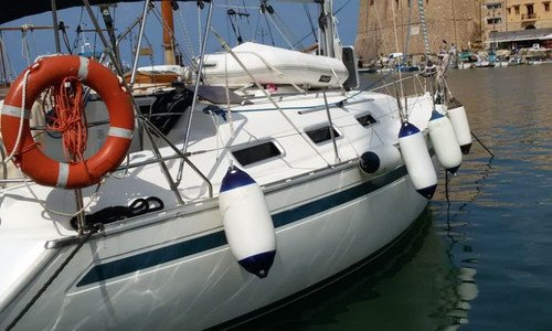 Image of Bavaria Yachts 35 Cruiser for sale in Italy for €39,900 (£36,044) Balestrate, , Italy