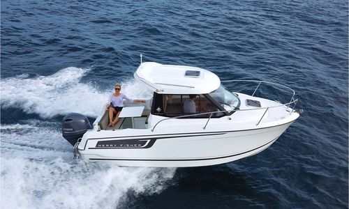Image of Jeanneau Merry Fisher 605 for sale in United Kingdom for £44,750 Brightlingsea, United Kingdom