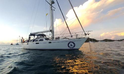 Image of Oyster 435 for sale in Grenada for $165,000 (£131,532) Carriacou, Grenada