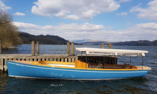 Image of Windermere Electric Launch for sale in United Kingdom for £50,000 Henley on Thames, United Kingdom