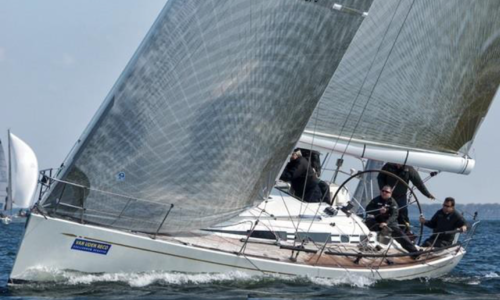 Image of Nautor's Swan 45-007 for sale in Spain for €285,000 (£256,671) BARCELONA - , Spain
