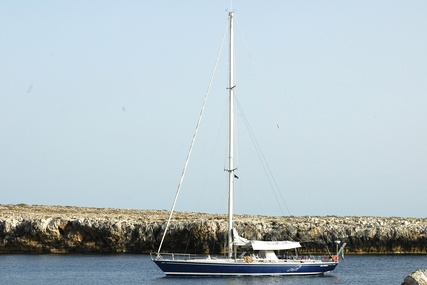 Nautor's Swan 651-010 for sale in Italy for €390,000 (£335,750)