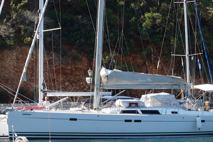 Hanse 540E for charter in Greece from €4,000 / week