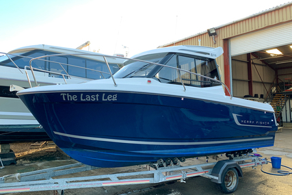 Jeanneau Merry Fisher 605 Legend for sale in United Kingdom for £34,000