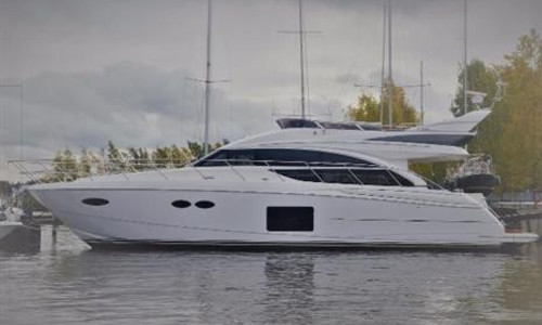 Image of Princess 56 for sale in Finland for €1,098,000 (£989,876) Uusimaa, Helsinki, Finland