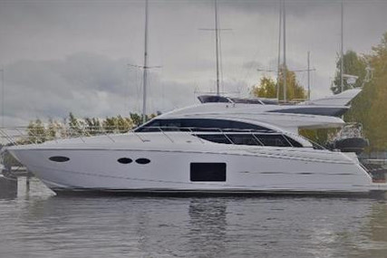 Princess 56 for sale in Finland for €1,098,000 (£985,699)