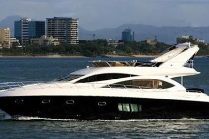 Sunseeker Manhattan 70 for sale in Spain for €887,000 (£796,280)