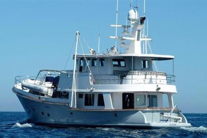 Nordhavn 62 for sale in Ireland for €625,000 (£564,921)