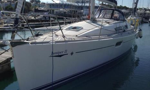 Image of Jeanneau Sun Odyssey 36i for sale in Ireland for €69,500 (£62,277) Howth, Howth, Ireland