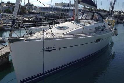 Jeanneau Sun Odyssey 36i for sale in Ireland for €69,500 (£62,602)