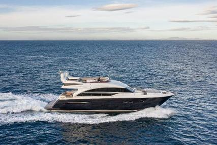 Princess 68 for sale in Spain for €1,885,000 (£1,654,917)