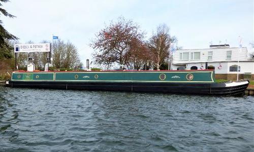 Image of Narrowboat Fenmatch Trad for sale in United Kingdom for £55,000 Wyton, United Kingdom