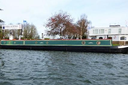 Narrowboat Fenmatch Trad for sale in United Kingdom for £55,000