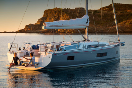 Beneteau Oceanis 461 for sale in France for €362,000 (£317,343)