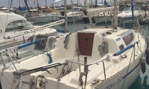 Image of Dufour Yachts GIB SEA 262 for sale in France for €15,000 (£13,557) SAINT LAURENT DU VAR, SAINT LAURENT DU VAR, France