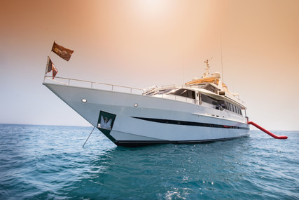 Heesen Yacht for charter in Spain from €43,860 / week