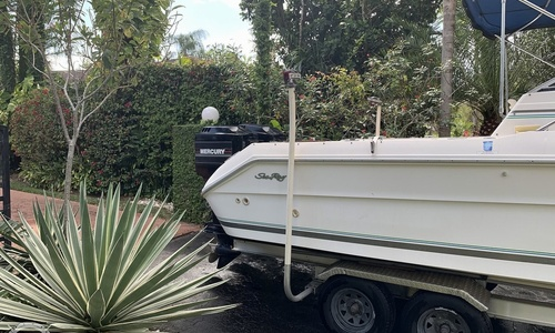 Image of Sea Ray Laguna 24 Flush Deck Cuddy for sale in United States of America for $15,550 (£11,928) Miami, Florida, United States of America