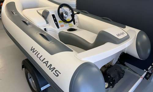Image of Williams MINIJET 280 for sale in United Kingdom for £17,719 Boats.co., United Kingdom