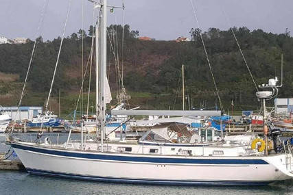 Hallberg-Rassy 53 for sale in Portugal for €375,000 (£336,266)