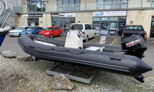 Image of Zodiac Pro 500 for sale in United Kingdom for £15,995 Plymouth, United Kingdom
