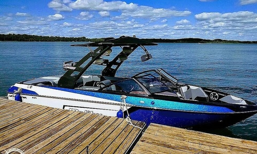 Image of Malibu Wakesetter 23 LSV for sale in United States of America for $123,900 (£88,858) Remer, Minnesota, United States of America