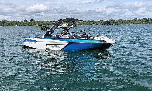 Image of Malibu Wakesetter 23 LSV for sale in United States of America for $123,900 (£96,279) Remer, Minnesota, United States of America
