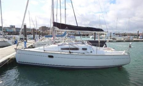Image of Jeanneau Sun Odyssey 26 for sale in Ireland for €26,000 (£23,451) Dun Laoghaire, Dun Laoghaire, Ireland