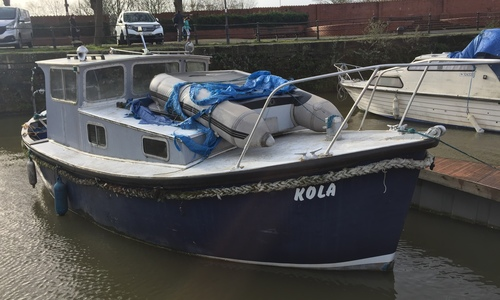 Image of Coverted Ship Lifeboat for sale in United Kingdom for £4,500 Bristol, United Kingdom