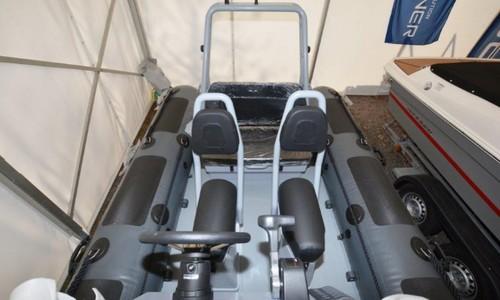 Image of Highfield OM500, Honda BF100 and Trailer for sale in United Kingdom for £24,500 Farndon Marina, United Kingdom