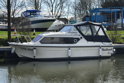 Shetland 4+2 for sale in United Kingdom for £8,500