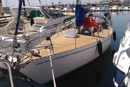 Koopmans 35 for sale in Spain for €22,000 (£19,793)