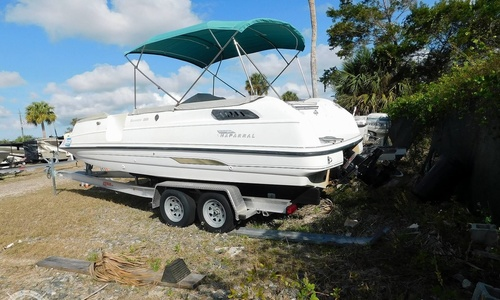 Image of Chaparral Sunesta 220 for sale in United States of America for $15,250 (£11,824) Stuart, Florida, United States of America