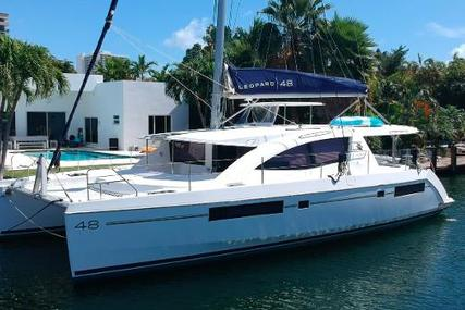 Leopard 48 for sale in United States of America for $679,000 (£547,638)