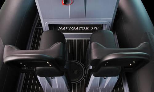 Image of Brig Navigator 570 for sale in United Kingdom for £32,995 Chichester Marina, United Kingdom