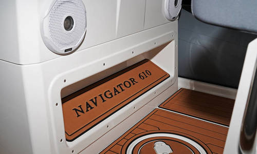 Image of Brig Navigator 610 for sale in United Kingdom for £33,995 Chichester Marina, United Kingdom