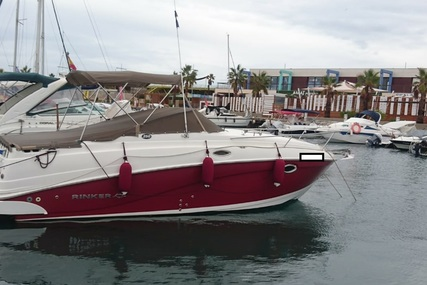 Rinker 250 Feista Vee for sale in Spain for €42,000 (£38,357)