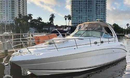 Image of Sea Ray 360 Sundancer for sale in United States of America for $90,000 (£68,713) Miami, Florida, United States of America