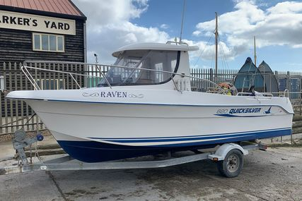 Quicksilver 620 Pilothouse for sale in United Kingdom for £13,500