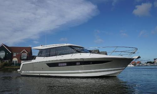 Image of Jeanneau NC 11 NC11 for sale in United Kingdom for £139,950 Burton Waters, United Kingdom