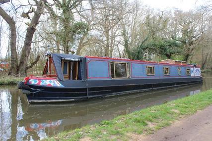 Lambon Semi Trad 57' Narrowboat for sale in United Kingdom for £44,950