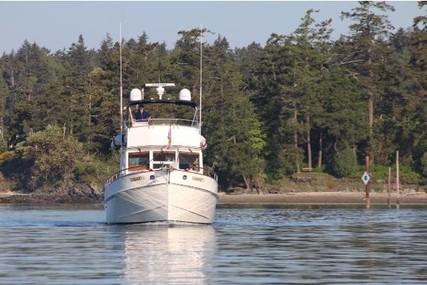Grand Banks Yachts Grand Banks Classic 49 for charter in Canada from €5,121 / week