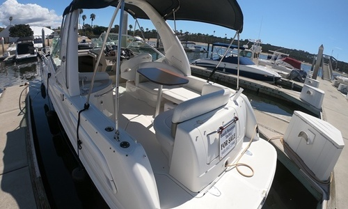 Image of Sea Ray 260 Sundancer for sale in United States of America for $45,900 (£32,995) Newport Beach, United States of America