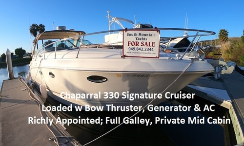 Image of Chaparral Signature 330 for sale in United States of America for $112,000 (£81,354) CA, United States of America
