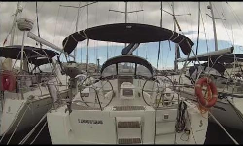 Image of Beneteau Oceanis 43 for sale in Spain for €95,000 (£85,019) Canary Islands, Spain