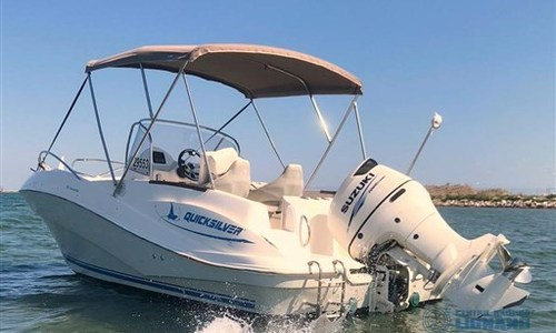 Image of Quicksilver COMMANDER 635 W.A. for sale in Italy for €25,000 (£22,496) Veneto, Italy