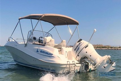 Quicksilver COMMANDER 635 W.A. for sale in Italy for €25,000 (£22,519)