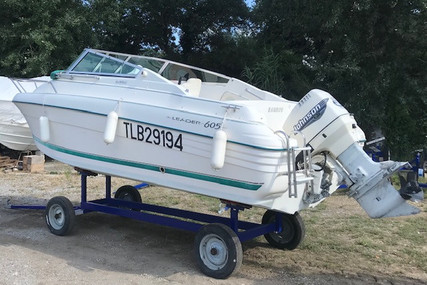 Jeanneau Leader 605 Hb for sale in France for €5,000 (£4,383)
