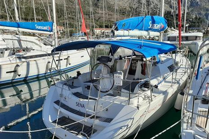 Jeanneau Sun Odyssey 36i for sale in Croatia for €49,000 (£44,129)