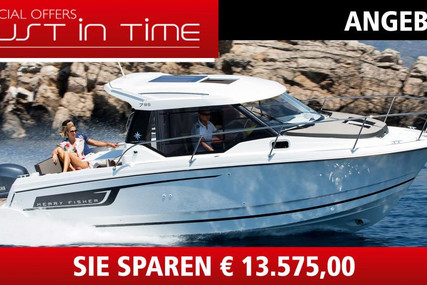 Jeanneau Merry Fisher 795 for sale in Germany for €71,900 (£64,100)